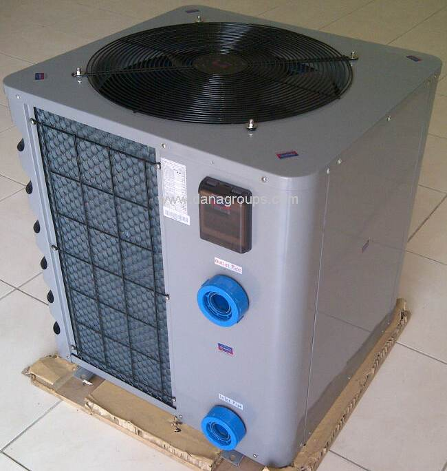 Dana Heat Pumps Dubai Uae Gcc Midle East Reciprocating Eco Friendly Condesing Unit Tropicalized