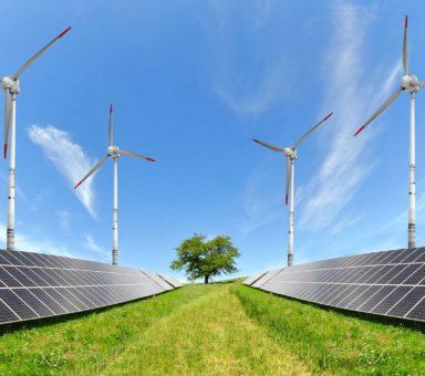 London Wind Energy Plant