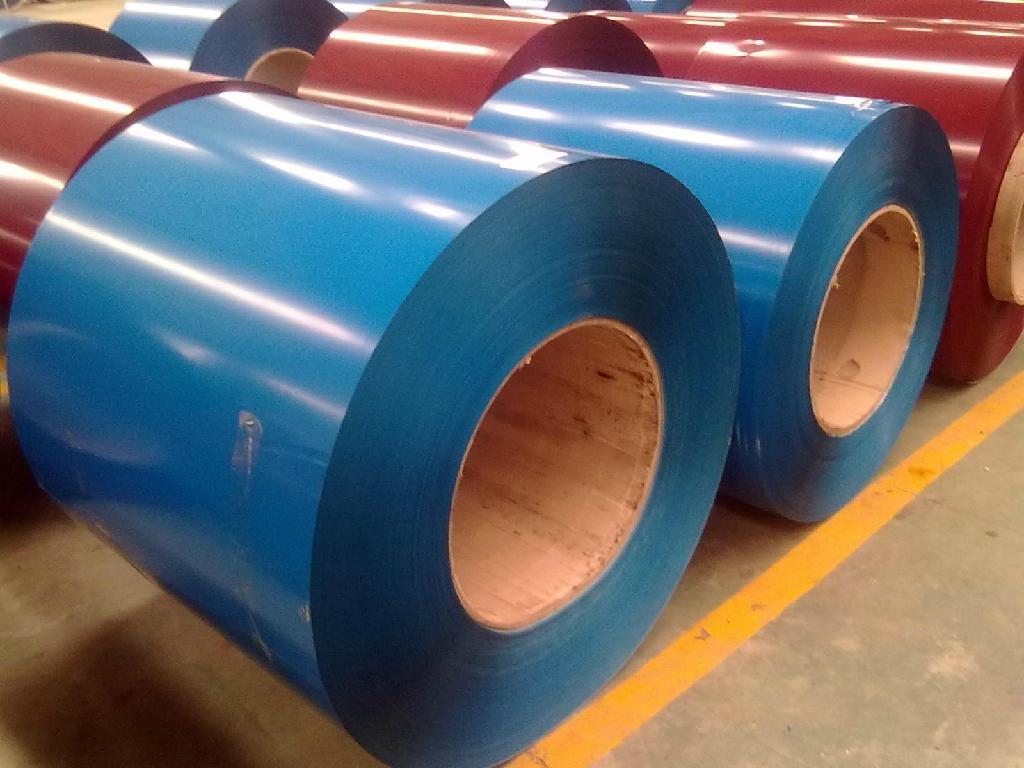 prepainted aluminum coils DANA dubai uae