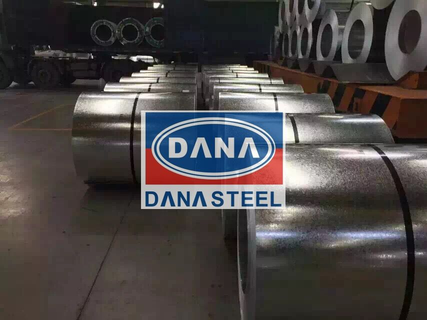Galvanized Coils in Dubai UAE – Dana Steel - Manufacturer of