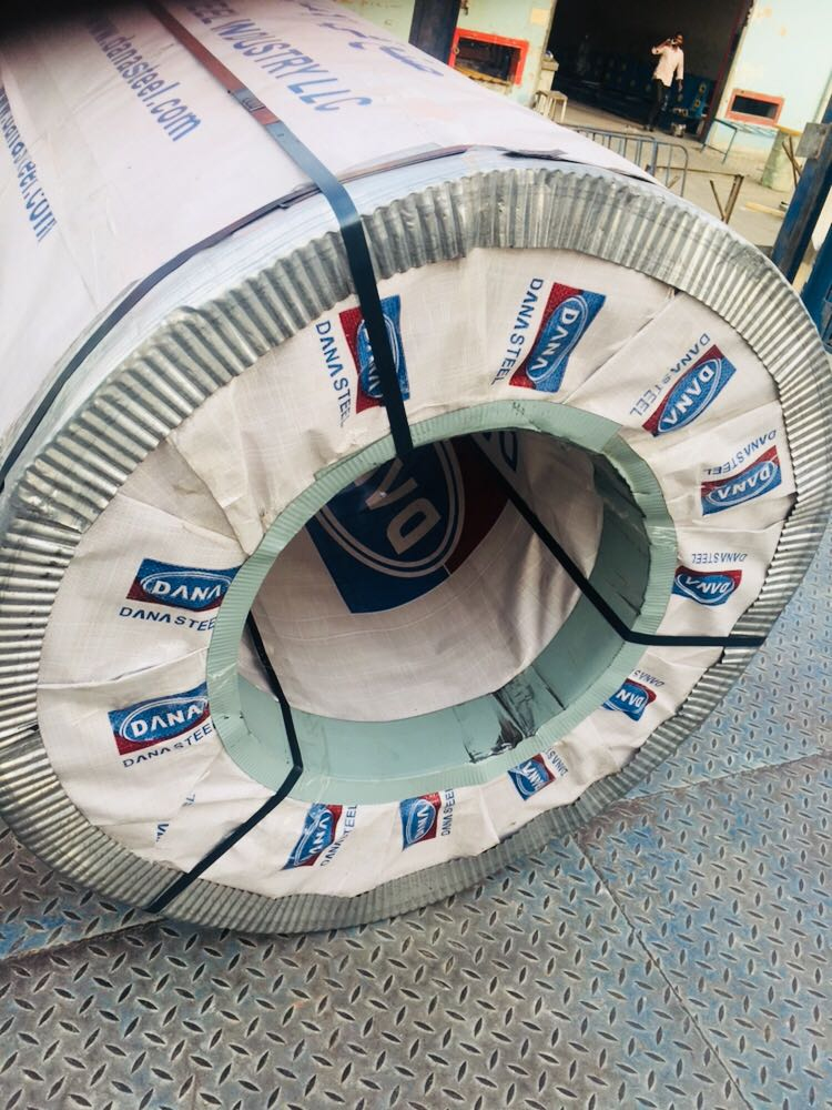 Gi Steel Coils In Dubai UAE
