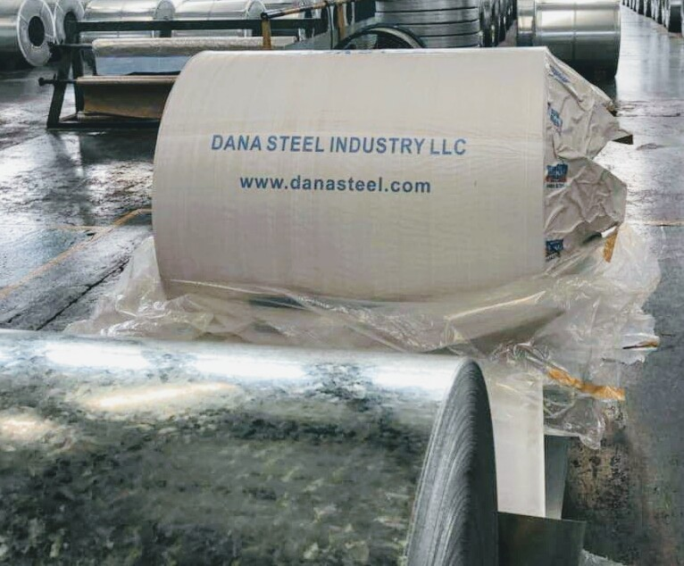 GI COIL Supplier Exporter - DANA STEEL