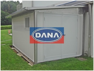 prepainted galvanized steel | Aluzinc Coils | Dana Steel