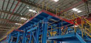 Continuous Color Coating Line For Color Coating of Steel / Aluminum Coils