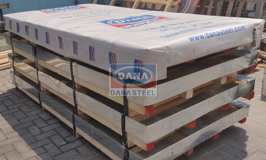 Steel Sheets Cut to Size For Export