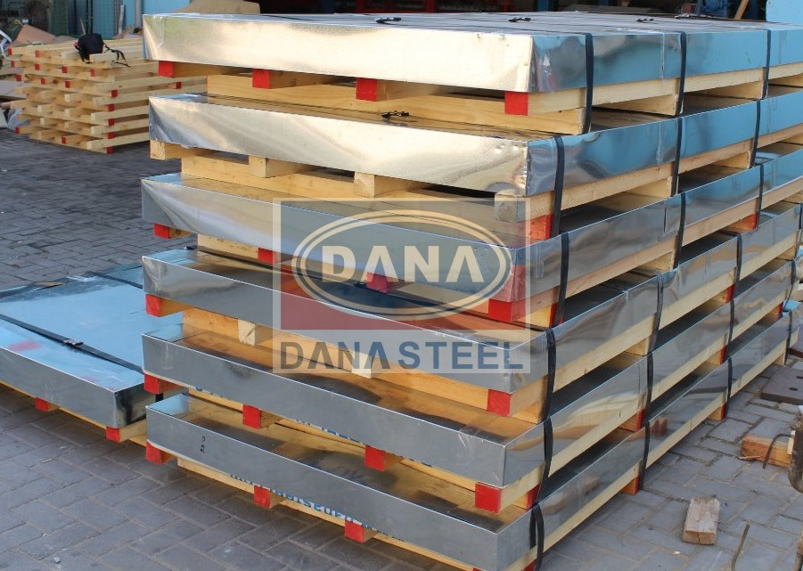 Galvanized GI Aluzinc AZ Sheets Exporter Supplier Manufacturer