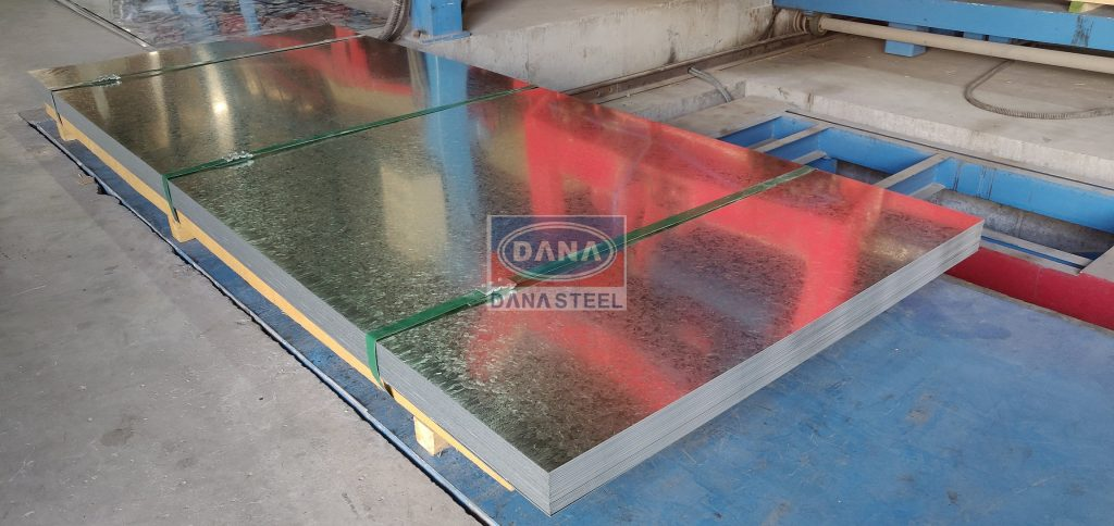 gi galvanized sheet astm a653 cs type b