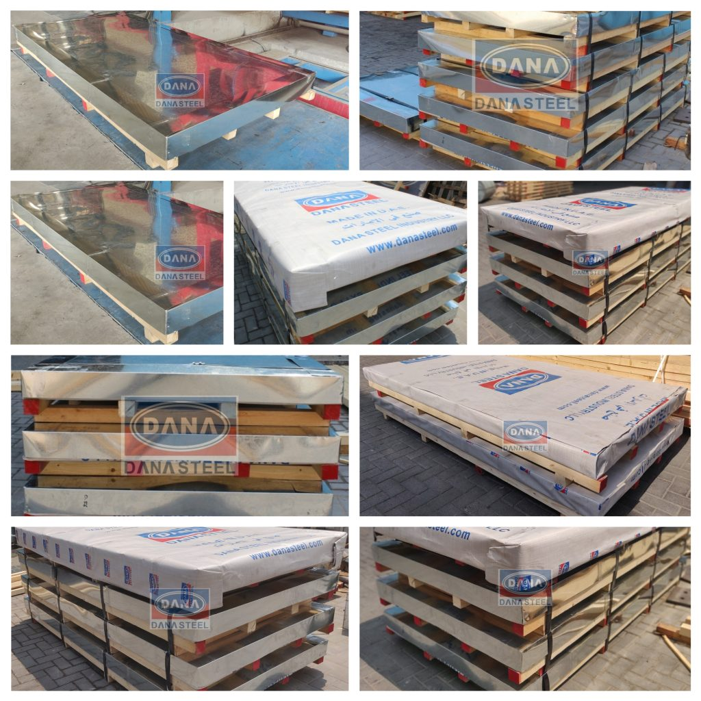 BUNDLE STEEL SHEETS PACKING EXPORT DOMESTIC
