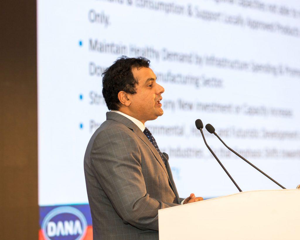 Dr Ankur Dana - Steel Coils Manufacturer DANA STEEL