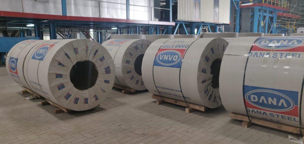 prepainted aluminum coils ppal coils sheets supplier manufacturer uae