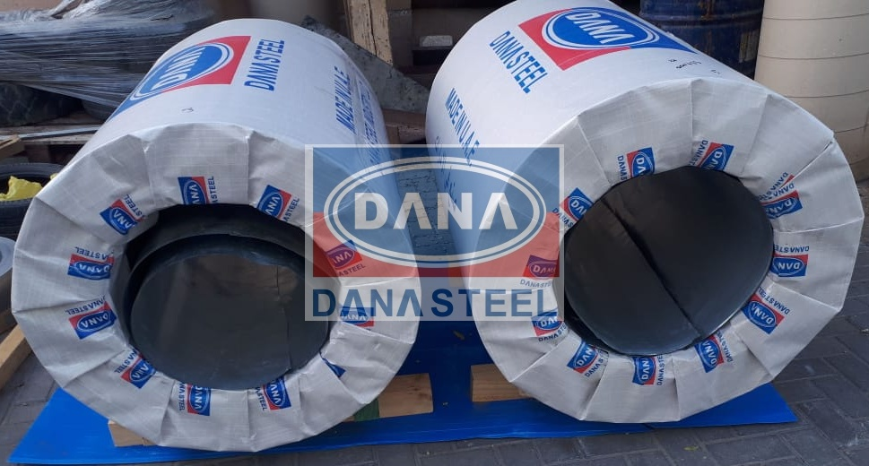 DANA steels export their products to a total of more than 50 countries