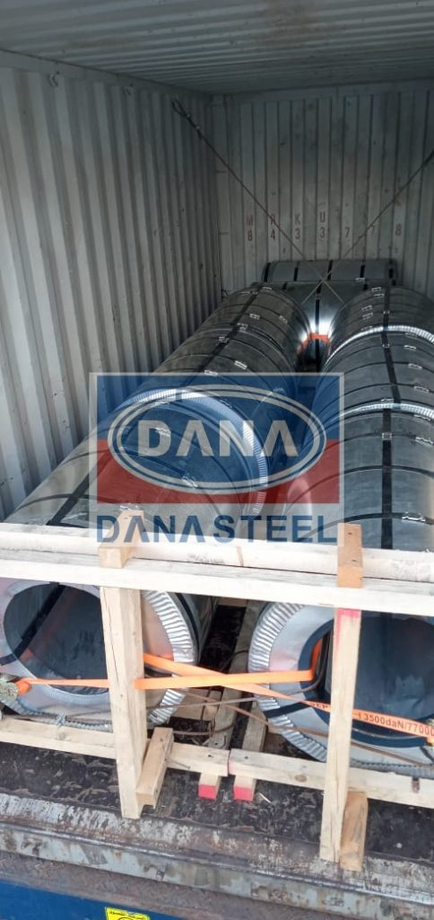 gi coils galvanized steel coils export packing exporter manufacturer supplier